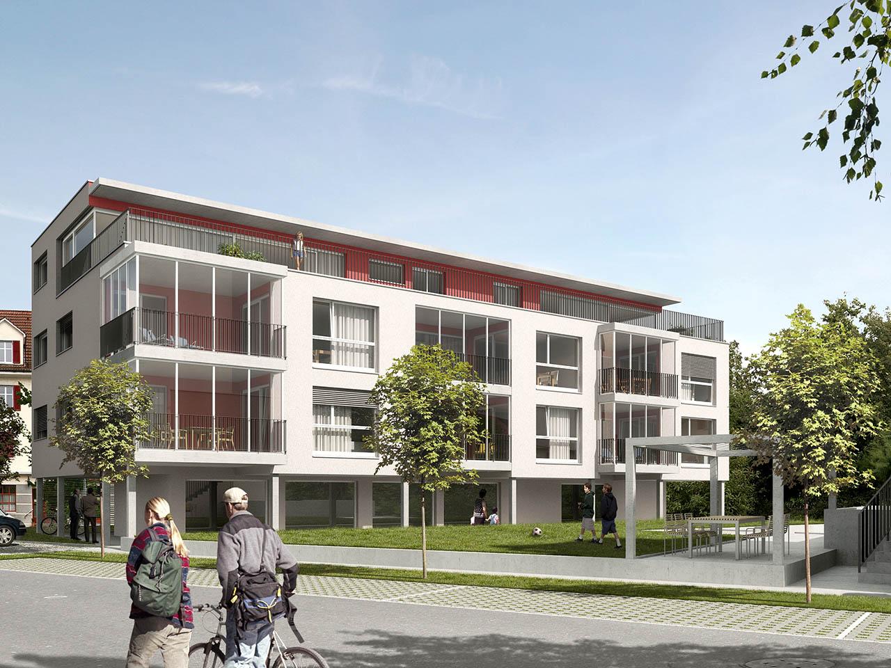 laubhus-architektur-wohnueberbauung-gewerbe-trimbach